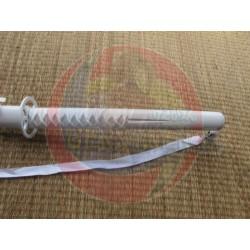 Espada Anime del Comic Bleach - Espada de Rukia Kuchiki Zanpakuto Sode no Shirayuki(Shikai)