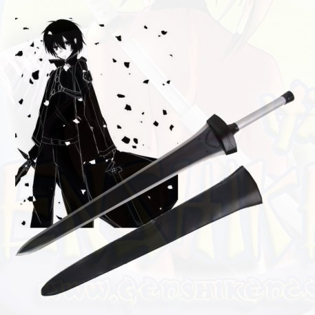 Sword Art Online Kirito espada Excalibur