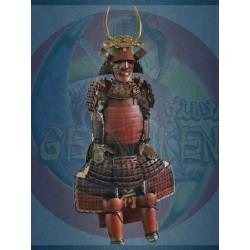 Armadura Samurai fabricada a Medida