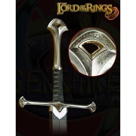 Anduril Espada de Aragorn El Señor de lo Anillos