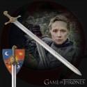 Espada Guardajuramentos de Brienne de Juego de Tronos