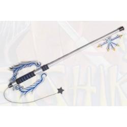 Kingdom Hearts - Llave espada Oblivion Negra Olvido