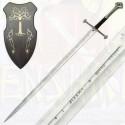 Espada Anduril de  Aragorn - El señor de los Anillos