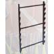 Katanero o soporte de pared para 8 katanas Horizontal