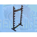 Katanero o soporte para 8 katanas Horizontal