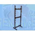 Katanero o soporte para 12 katanas Horizontal